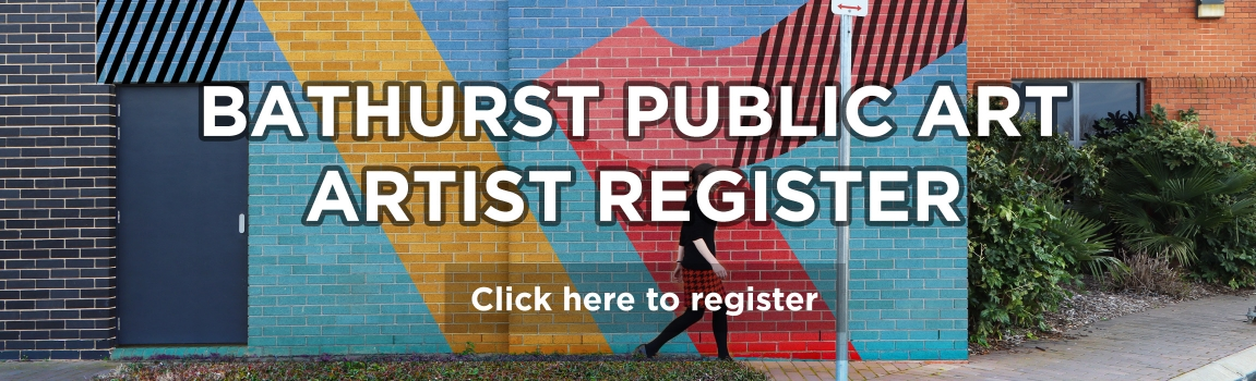 Bathurst Public Art Artist Register