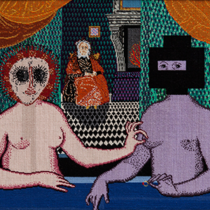 Robert Brain: An Autobiographical Tapestry.
