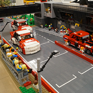 LEGO Mount Panorama – Wahluu Model